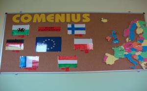 Szkoła Podstawowa Świdry w międzynarodowym towarzystwie