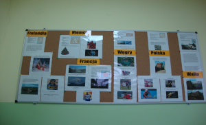 Szkoła Podstawowa w Świdrach - Comenius