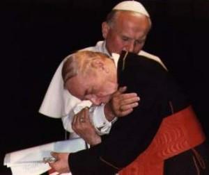 Jan Paweł II i Stefan Wyszyński