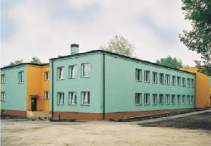 Szkoła Podstawowa w Świdrach - 2003 r.